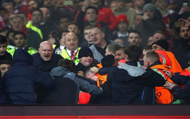 UEFA could charge Manchester United over Hillsborough chants