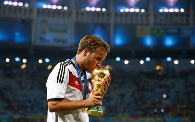 Liverpool want Gotze cheap so they can target top winger as well