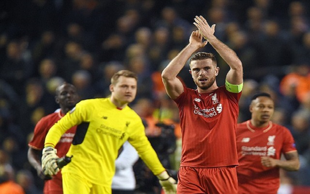 Henderson's heartfelt quotes unveil the pressures of being Liverpool captain
