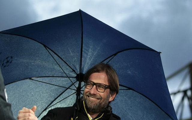 Klopp wants German job; Germany want Klopp – but Liverpool boss will not break contract