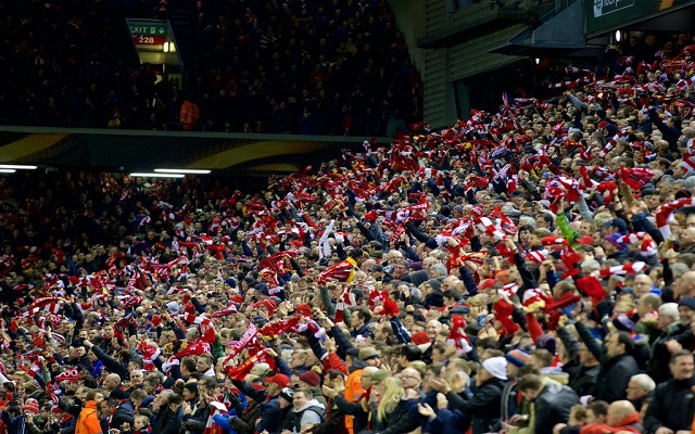 '1,500 fans on the Kop': James Pearce tweets fans' long-awaited return to Anfield