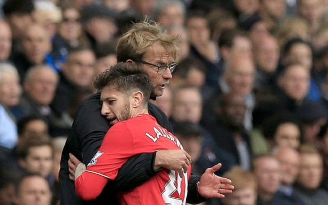 Jurgen Klopp receives big boost for Liverpool's Champions League chances