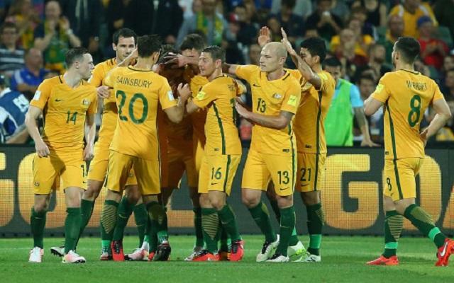 Brad Smith plays 90 minutes as Australia score seven