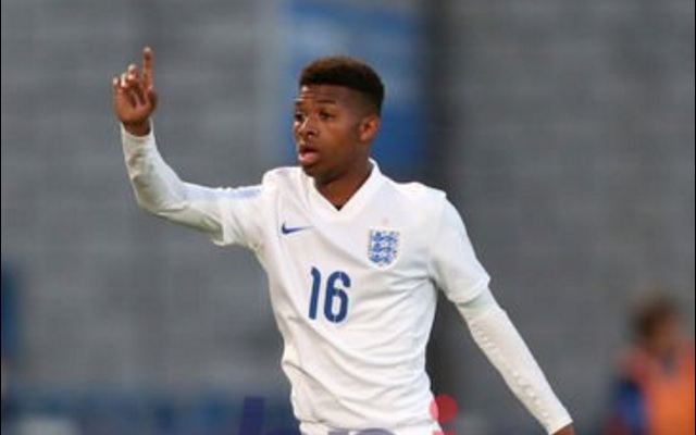 Liverpool sign talented right-back Diego Lattie