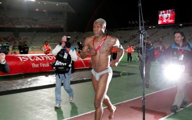 Djibril Cisse has bagged himself dream second career; ex-Liverpool striker parties with Mariah Carey!