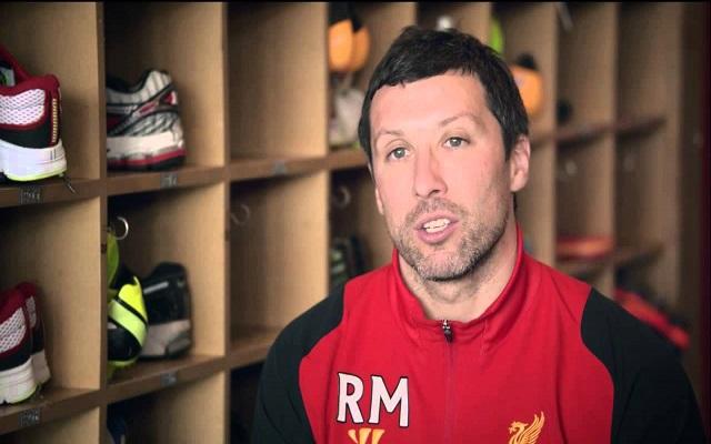 Liverpool lose key backroom staff member