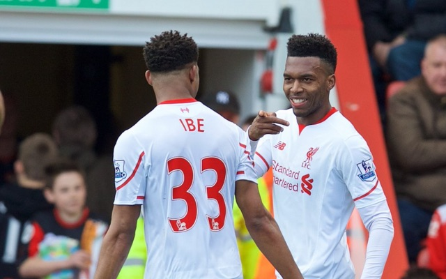 Jordon Ibe controversially compares Liverpool and Bournemouth – suggests it doesn't matter which team he plays for