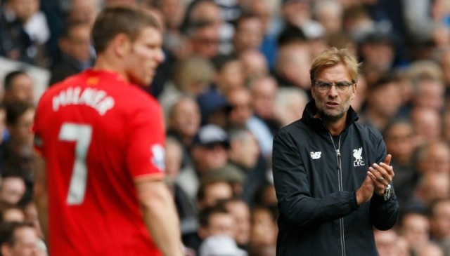 Milner explains why Klopp rarely speaks to him anymore
