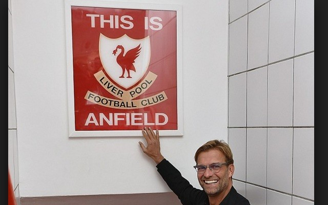 Reason No Liverpool Players Touch This Is Anfield Sign