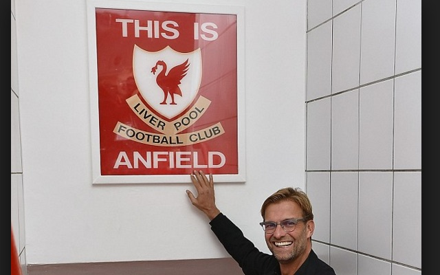 (Image) This Is Anfield sign ripped out as Anfield work starts immediately after Chelsea game