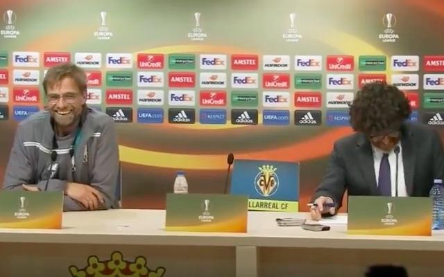 (Video) Klopp winds up poor translator who translates English to English