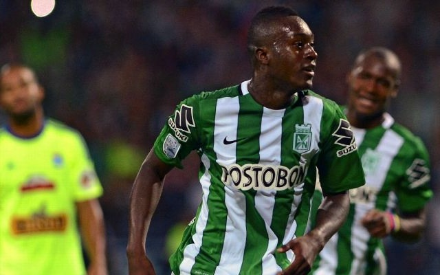 Colombian hotshot is for sale; Liverpool battling with European giants for striker signature