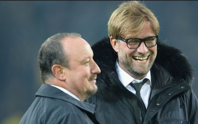 Benitez makes subtle Liverpool job hint