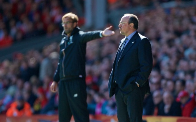 Rafa Benitez's response to Everton links will delight Liverpool fans