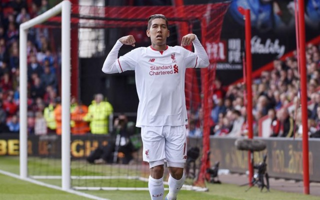 (Video) Firmino & Sturridge bag v Bournemouth in one sided first-half