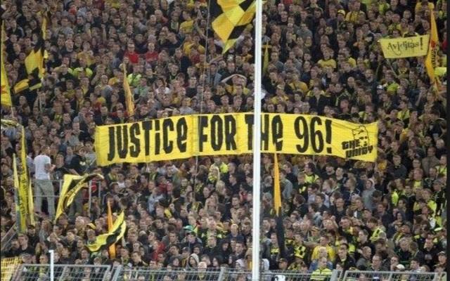 (Video) Dortmund & Liverpool fans belt out spine-tingling joint YNWA