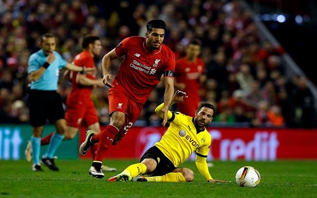 Emre Can & two other international stars unlikely to go on Liverpool's pre-season tour