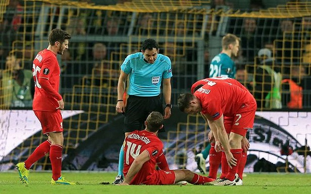 Henderson ruled out for the season after scan