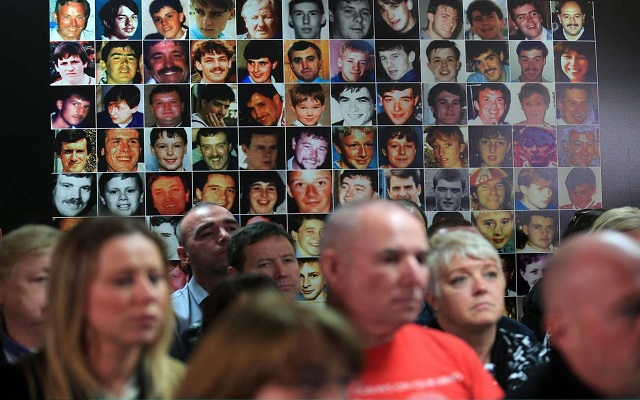 Lawyers for relatives of the 96 have drafted the 'Hillsborough Law' – to prevent institutional cover-ups