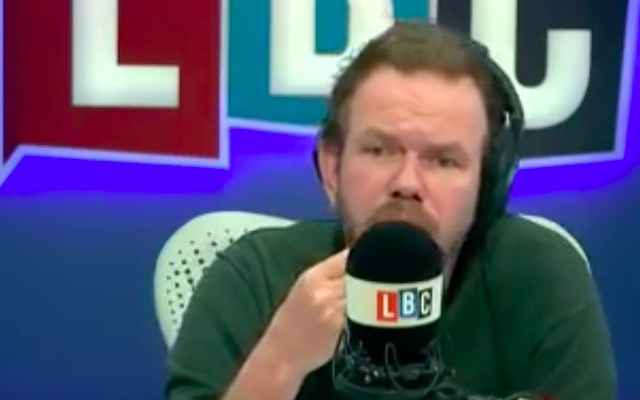 (Video) LBC presenter James O'Brien's ruthless Kelvin Mackenzie rant is the best thing you'll see today