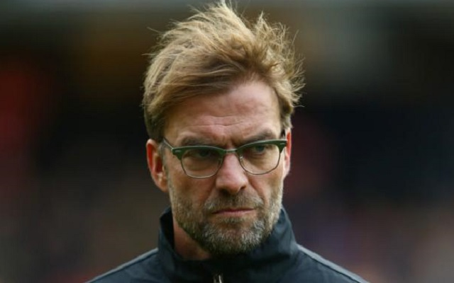 Klopp refuses to answer question from S*n journalist – gives cryptic reason why
