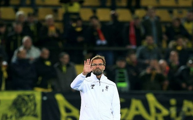 Klopp picks one word to describe his first year in charge of Liverpool