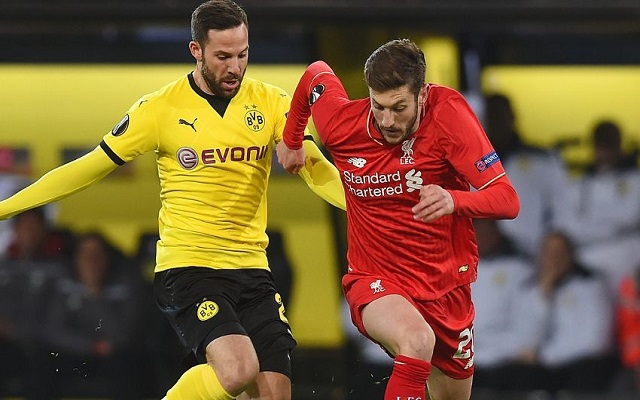 """Klopp's game plan was """"executed perfectly"""" according to Lallana"""