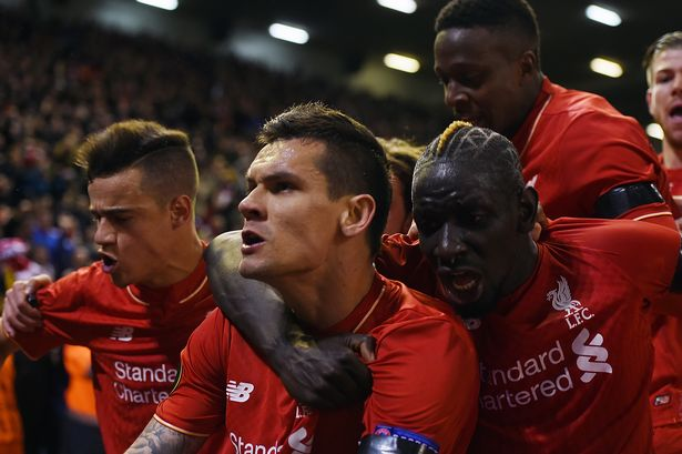 Dejan Lovren has made up with Croatian boss after summer argument