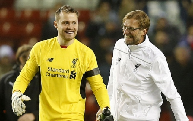 Mignolet vows to take his chance after injury scuppers Karius' dreams