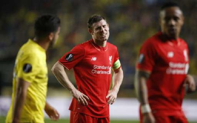Villarreal 1-0 Liverpool: Five moments in GIF form which defined the game