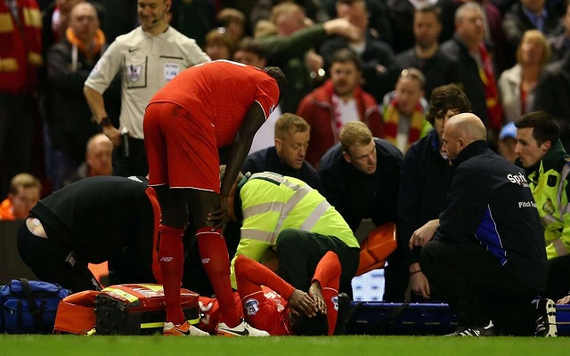 Digusting Funes Mori lambasted by fans across the country after Origi horror tackle