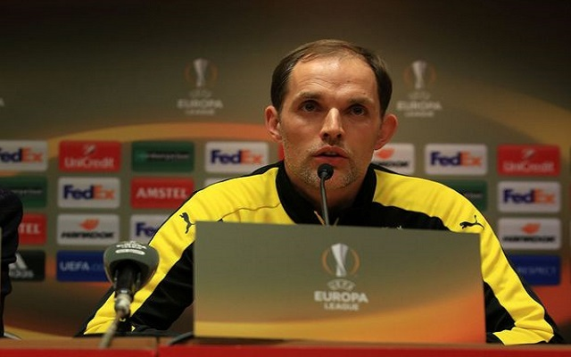 Dortmund boss warns the Germans are relaxed and ready to attack