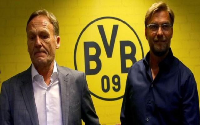 "Liverpool ""represent pure footballing history"" according to Dortmund CEO"