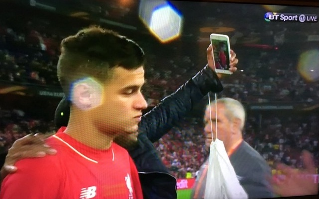 A number of crazy Liverpool fans genuinely think we should sell Coutinho to PSG!