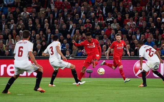 Sturridge declares a former Reds idol was the inspiration behind cup final goal