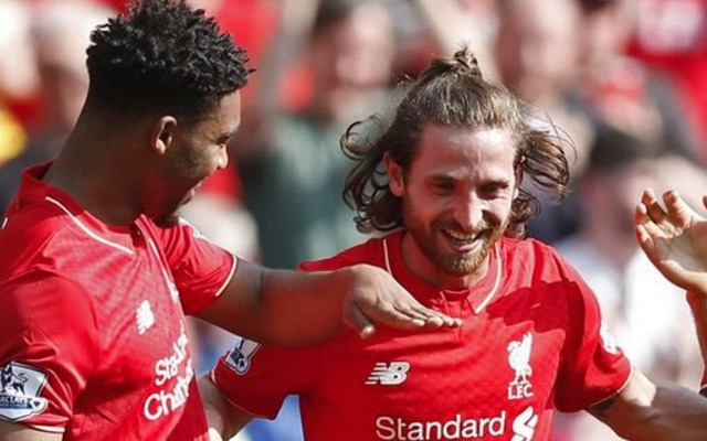 Liverpool set to agree fee with Premier League side for Joe Allen