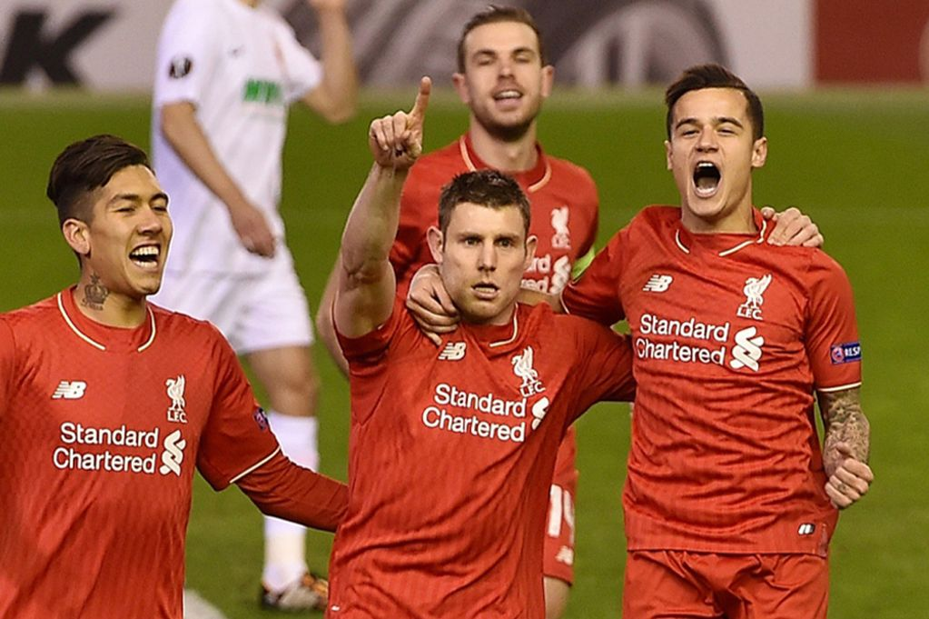 2 Managers and 2 Cup Finals – Liverpool 2015/16