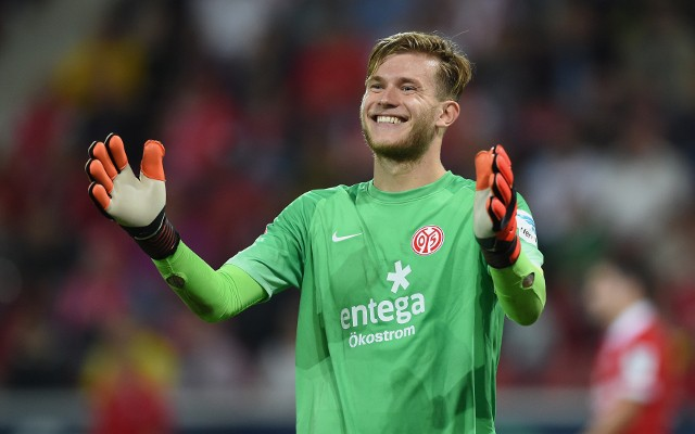 Karius Threatens Mignolet With Tough-talking Ambitions