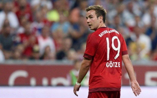 Gotze tight-lipped on LFC move as it's revealed Mario looked at Merseyside houses