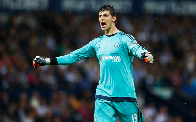 Courtois has said some interesting things about Loris Karius & Liverpool..