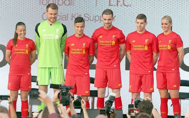 Liverpool's Top 10 highest shirt sellers revealed: Karius already included, Brazilians battle for top spot