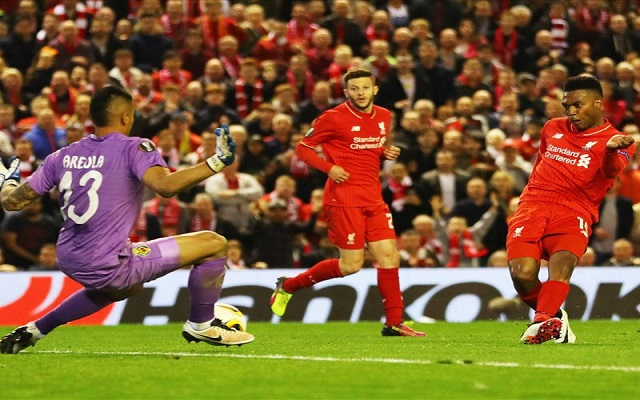 Sturridge's crazed celebration proves – once and for all – his heart is in it