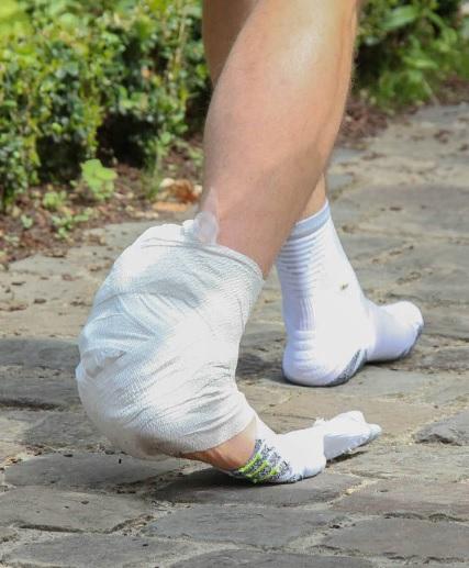Adam Lallana injury