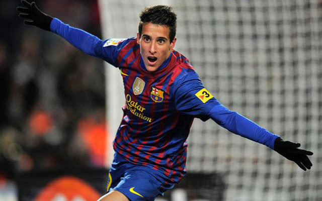 Liverpool Targeting On Loan Barcelona Star