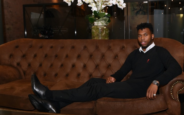 Sturridge admits wearing aftershave during matches & claims to love strawberry moisturiser
