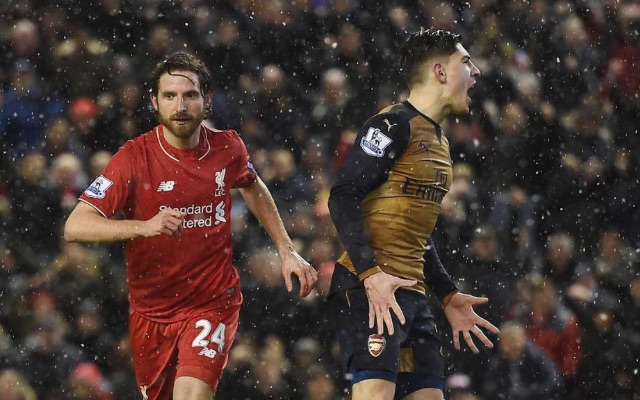 Joe Allen nearly broke my hand! Arsenal chief executive tells funny story of Liverpool cult hero