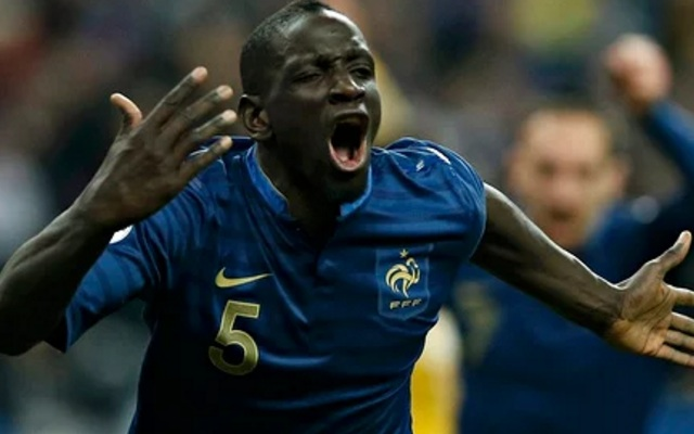 Pictures: Mamadou Sakho visits France squad after being robbed of Euro 2016 chance