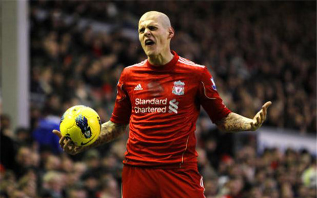 Five players who left Liverpool under a cloud, following Skrtel's 'd*ckhead' comments
