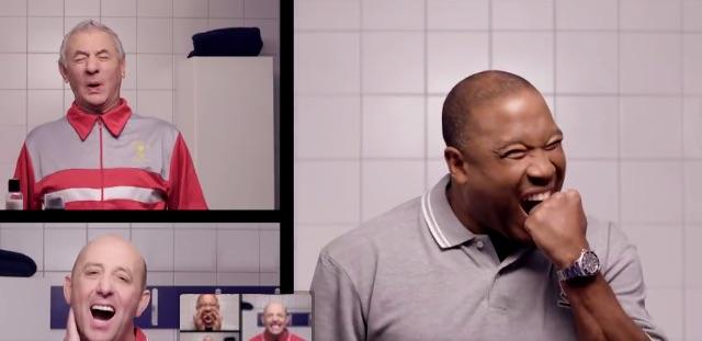 (Video) New Nivea advert released, including a screaming John Barnes
