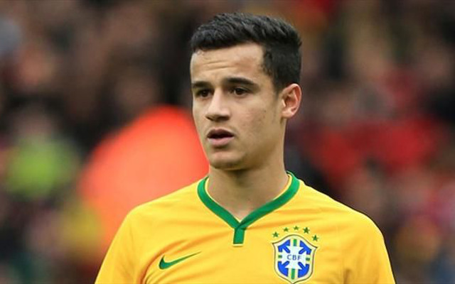 What happened during Coutinho's 30 minutes for Brazil last night…